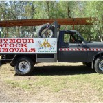 SEYMOUR STOCK REMOVALS