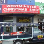 WESTMINSTER CHRISTMAS SHOP